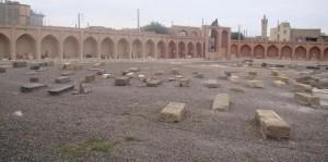 بنای عظیم بقعه شیخ صفی الدین