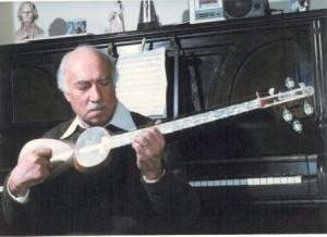 استاد علی سلیمی افسانه شرق