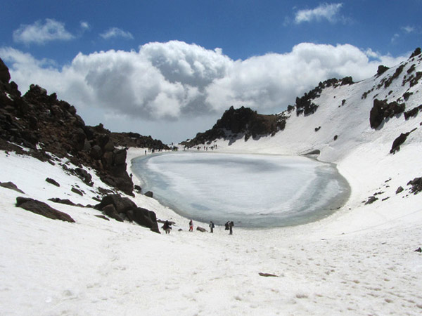 کوهستان سبلان موهبت های طبیعی