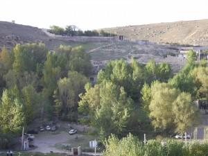 روستای ییلاقی و باصفای بیله درق