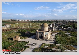 مقبره شیخ جبرائیل کلخوران