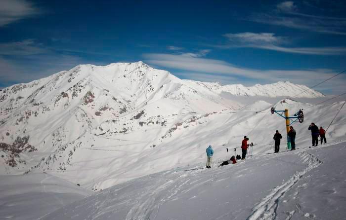 آلوارس جاذبه ای سحرانگیز در دامنه کوه سبلان