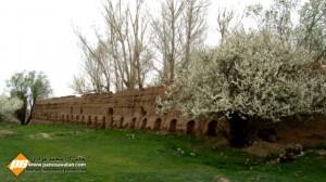 کهنه قلعه در استان اردبیل