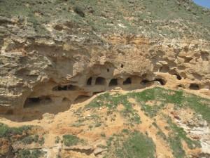 غار بینه لر