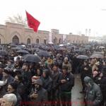 تجمع عظیم تاسوعا حسینی استان اردبیل