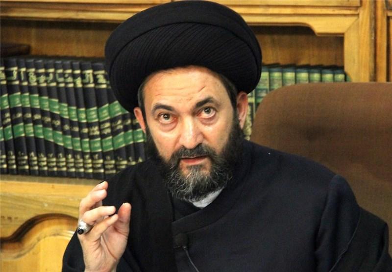 ﺣﺠﺔ الاسلام والمسلمین دکتر سید حسن عاملی